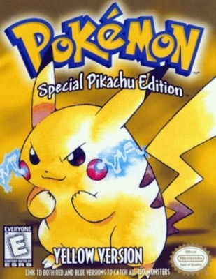 Pokemon Yellow price
