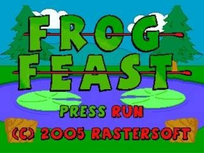 Frog Feast price