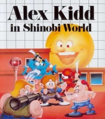 Alex Kidd in Shinobi World price
