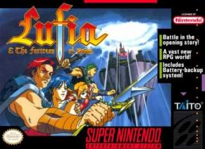 Lufia & the Fortress of Doom price
