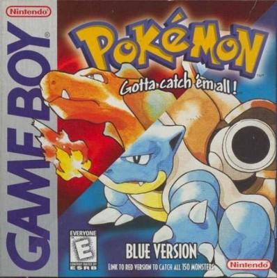 Pokemon Blue price