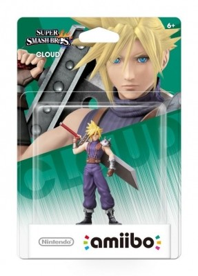 Cloud Player 2 - Super Smash Bros price