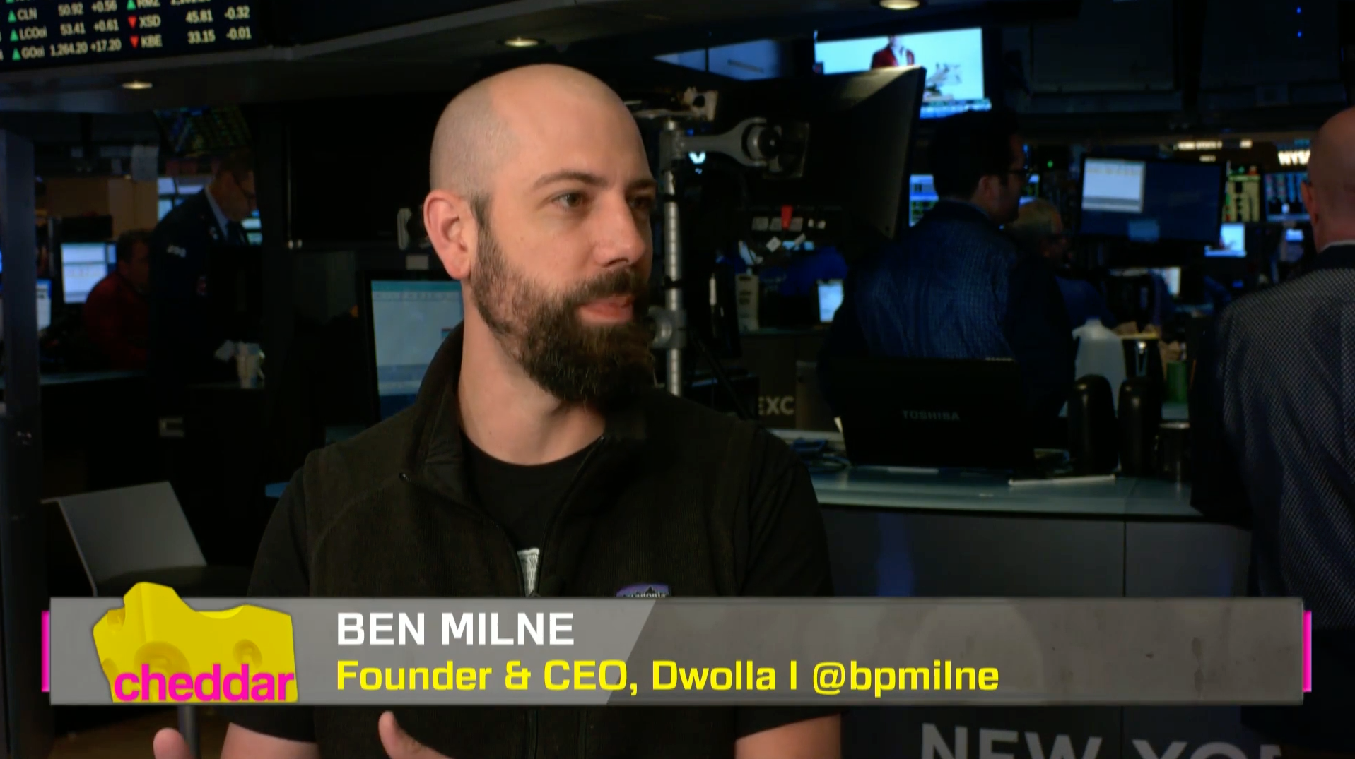 EXCLUSIVE INTERVIEW WITH DWOLLA FOUNDER AND CEO BEN MILNE