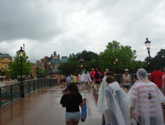 ¿Cuál es la época más lluviosa en Orlando?