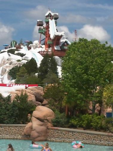 ¿Cuántos Parques Acuáticos tiene Disney?