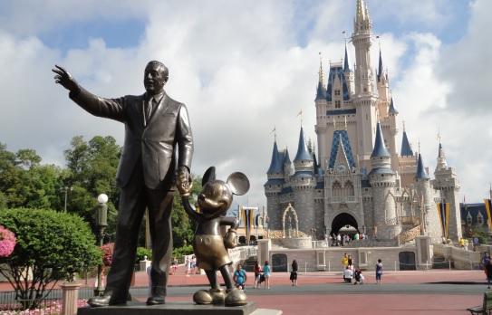 Magic Kingdom - ¿Cuantos Parques hay en Disney?