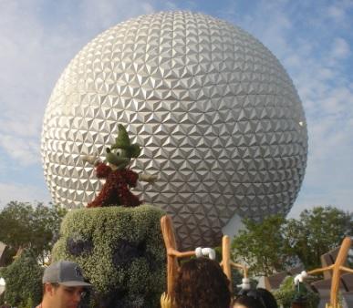 Epcot - ¿Cuántos Parques hay en Disney?