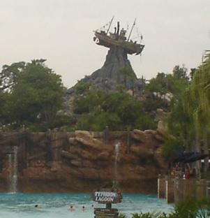 Typhoon Lagoon - ¿Cuántos Parques hay en Disney?