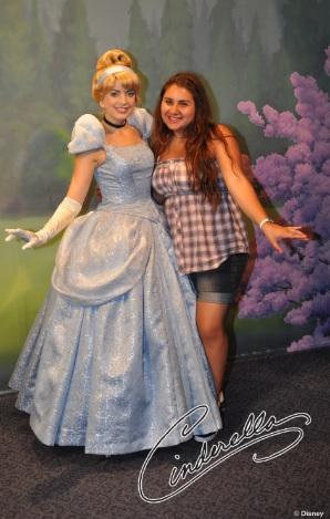 ¿En qué Parques de Disney encuentro a Cenicienta?