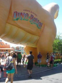 Dinoland - Animal Kingdom