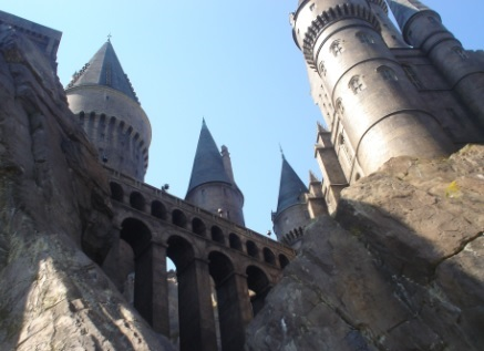 Harry Potter and The Forbidden Journey - Islands of Adventure