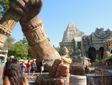 Lost Continent - Islands of Adventure