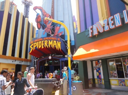 The Amazing Adventures of Spiderman - Islands of Adventure