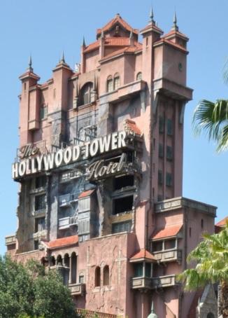 Tower of Terror - Hollywood Studios