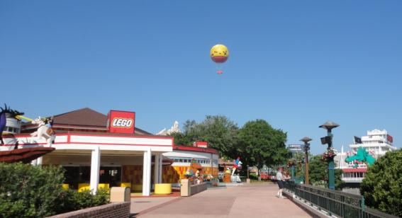 ¿Qué es Downtown Disney?