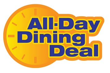 ¿Qué es el Paquete All Day Dining Deal de Sea World?