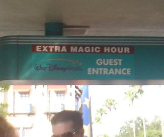¿Qué son las Extra Magic Hours?
