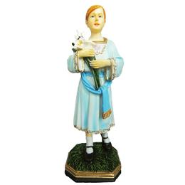 Imagem de Santa Beata Albertina em Resina de 13cm