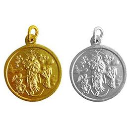 Medalha de Nossa Senhora Desatadora dos Nós