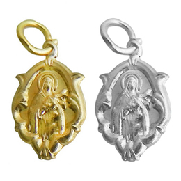 Medalha de Santa Terezinha - Ornato