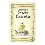 Santinho da Primeira Eucaristia