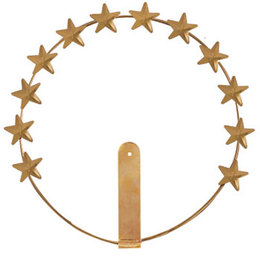 Resplendor com 5cm (12 estrelas)