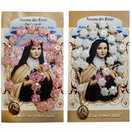Novena de Santa Terezinha das Rosas com Terço