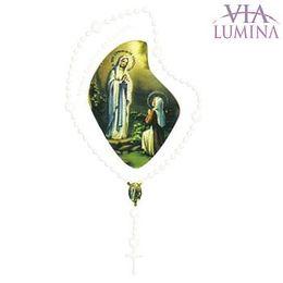 Adesivo Nossa Senhora de Lourdes