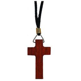 Cruz de madeira No Cordão