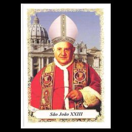 São João XXIII - Pacote c/ 100 Santinhos de Papel