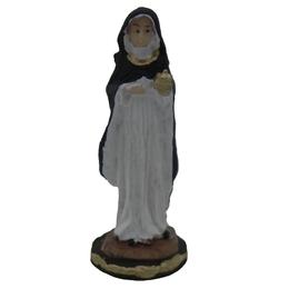 Imagem de Santa Edwiges em Resina de 7,8cm