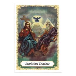 Santíssima Trindade - Pacote c/ 100