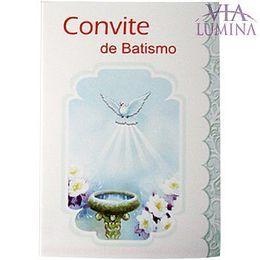Convite de Batismo