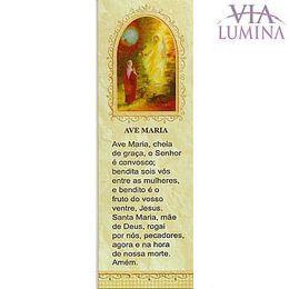 Marca Página da Ave-Maria
