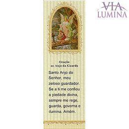 Marca Página da Oração ao Anjo da Guarda - Crianças