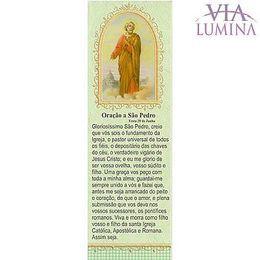 Marca Página da Oração a São Pedro