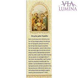 Marca Página da Oração pela Família