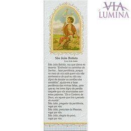 Marca Página de São João Batista