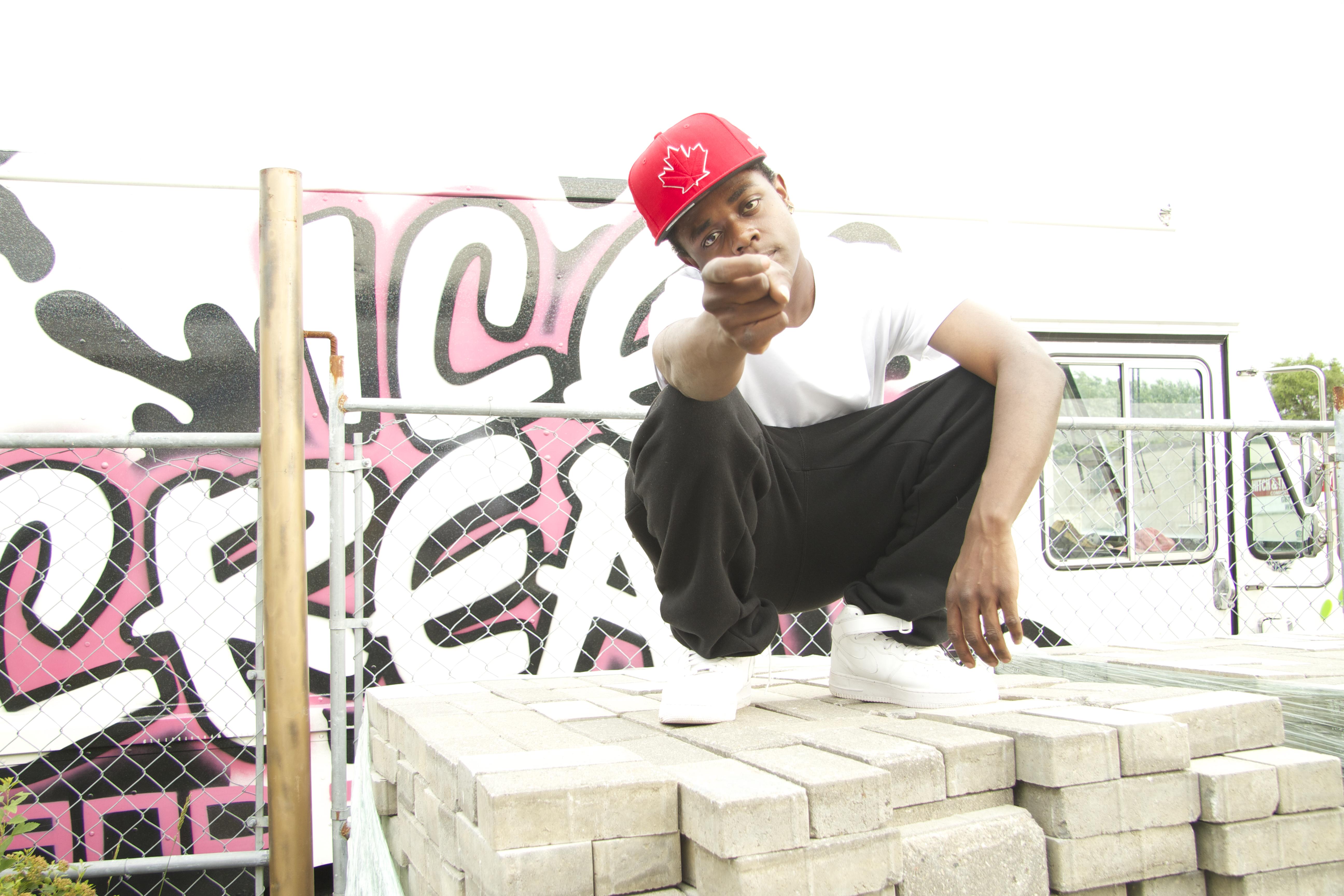 Meet Toronto's Roney, Toronto's Gangster Rap Wunderkind - VICE