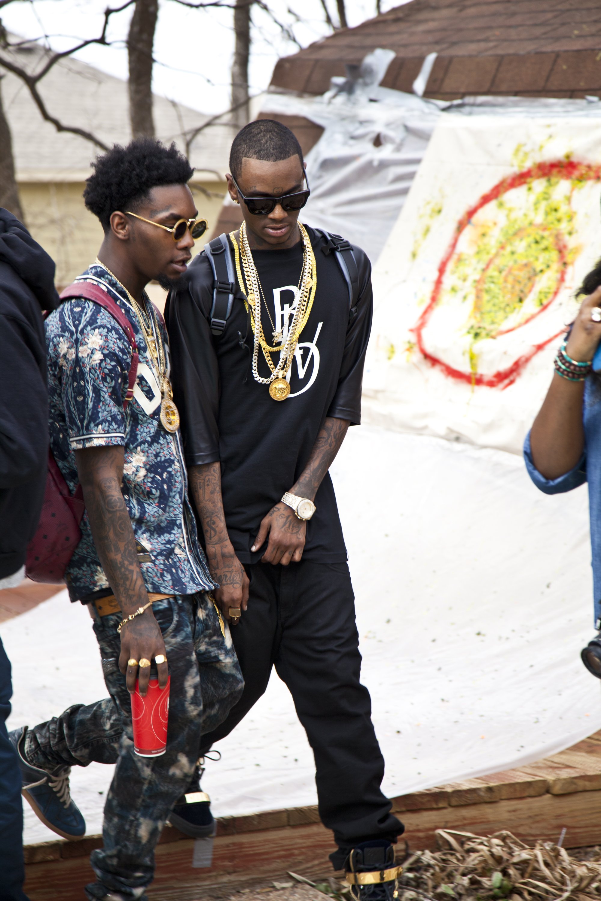 We Went to a Weird Pool Party with Soulja Boy and Migos - VICE