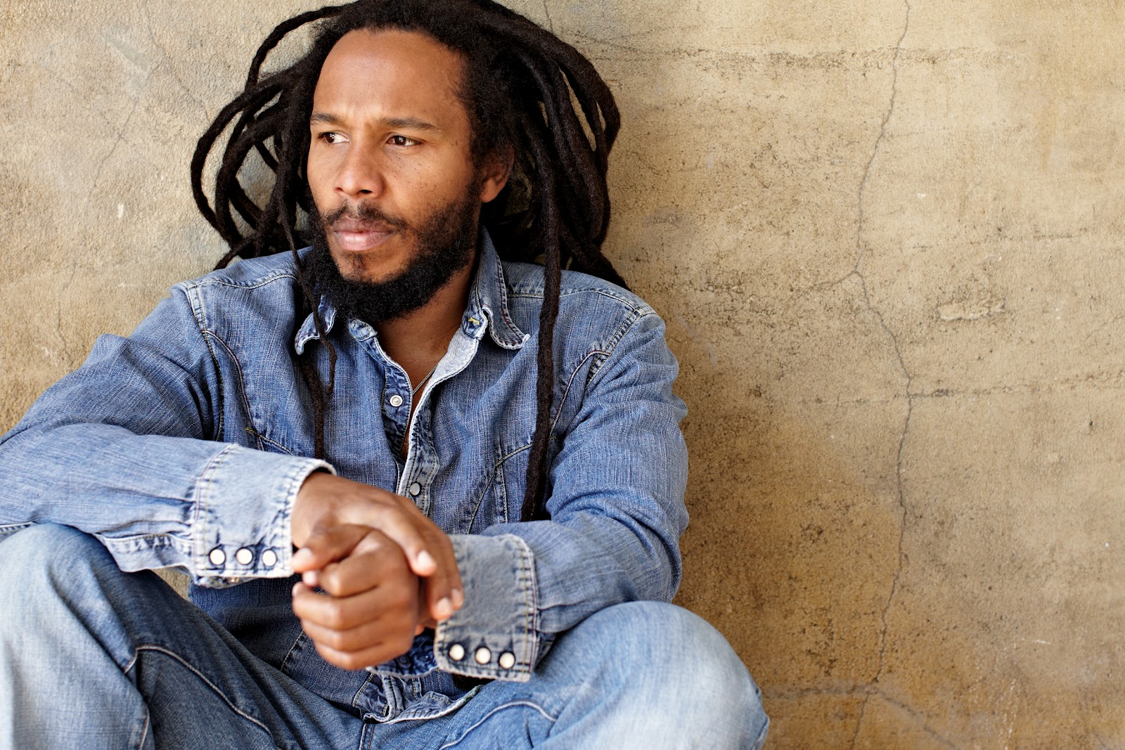 ziggy marley height