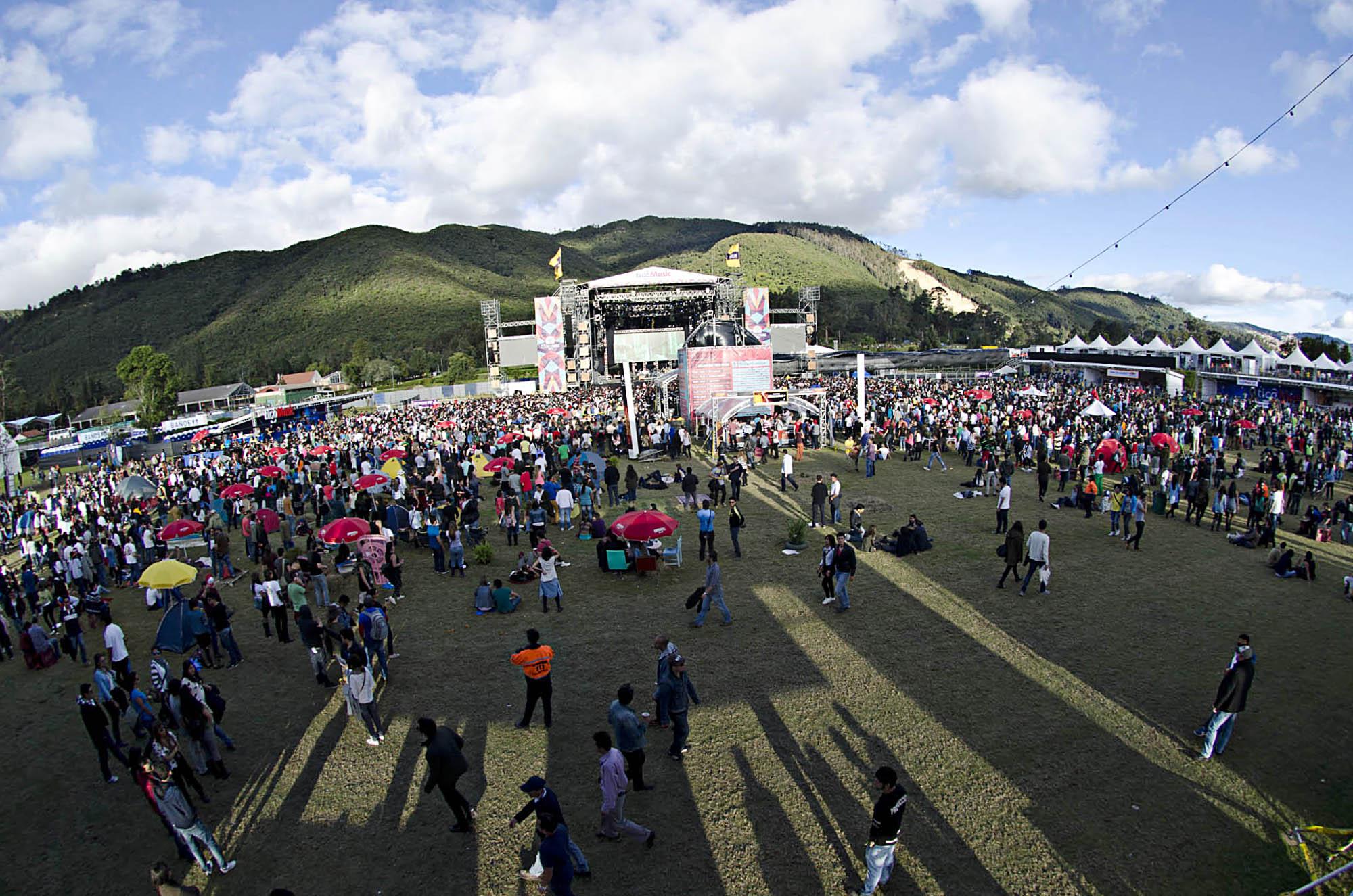 Festival Estereo Picnic 2014 Festival Estéreo Picnic