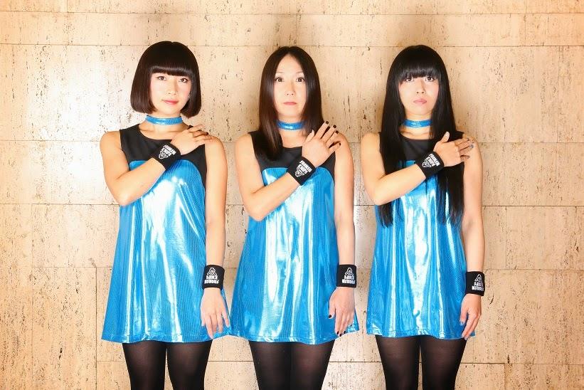 Shonen Knife Japan Good Charamel Noisey Club Dada Dallas Deep Ellum