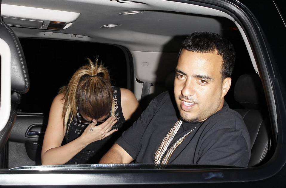 On The Strange Beauty Of French Montana And Khloe Kardashians