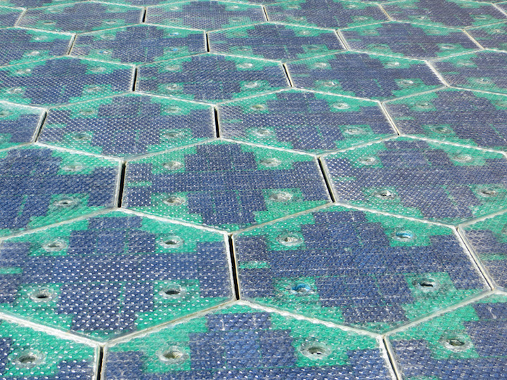 Futuristic Quot Solar Roadways Quot Could Power Entire Cities