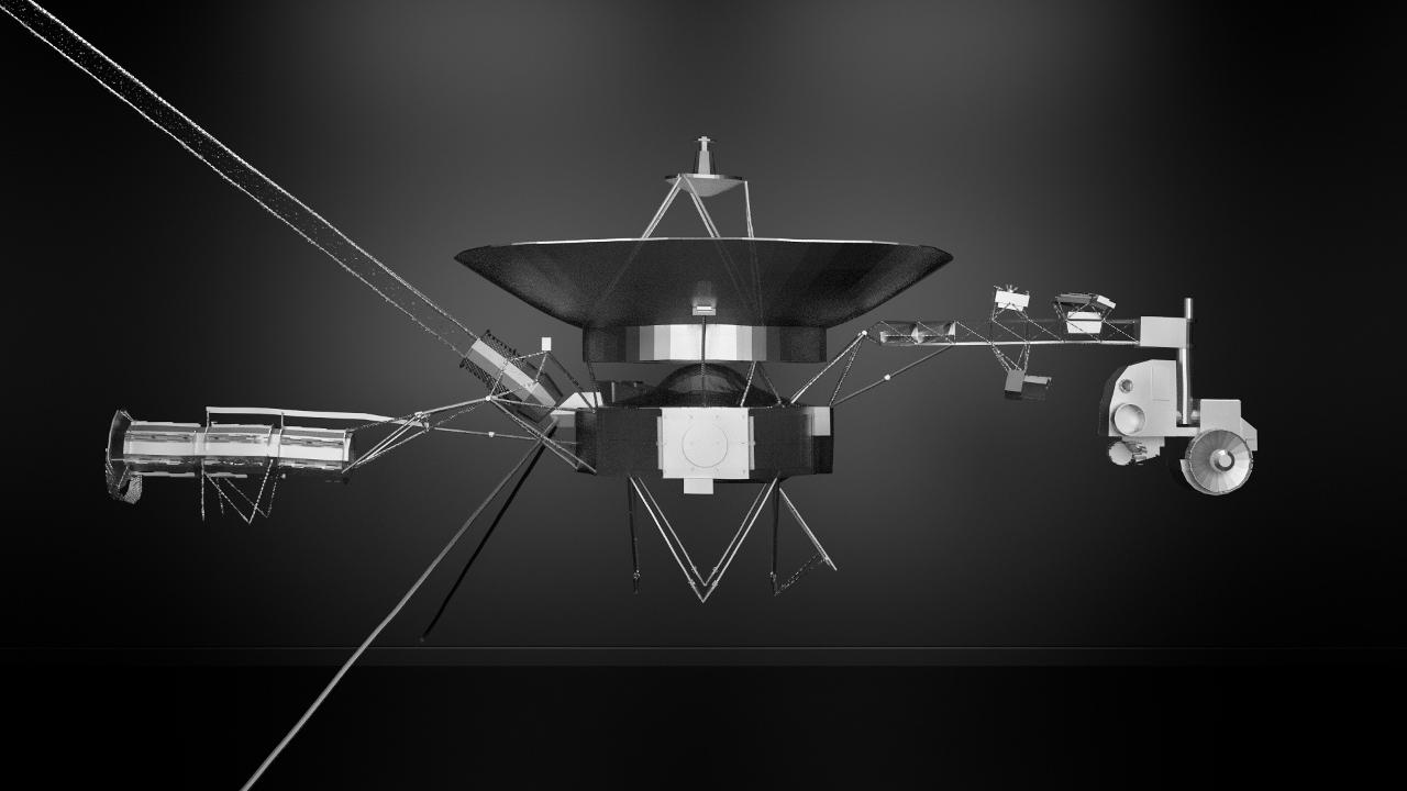 voyager spacecraft computer - photo #43