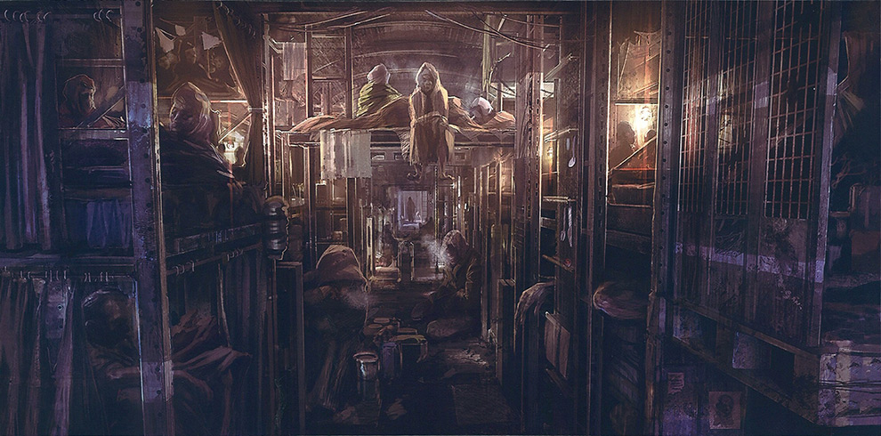 We Talked To Snowpiercer's Production Designer About ...