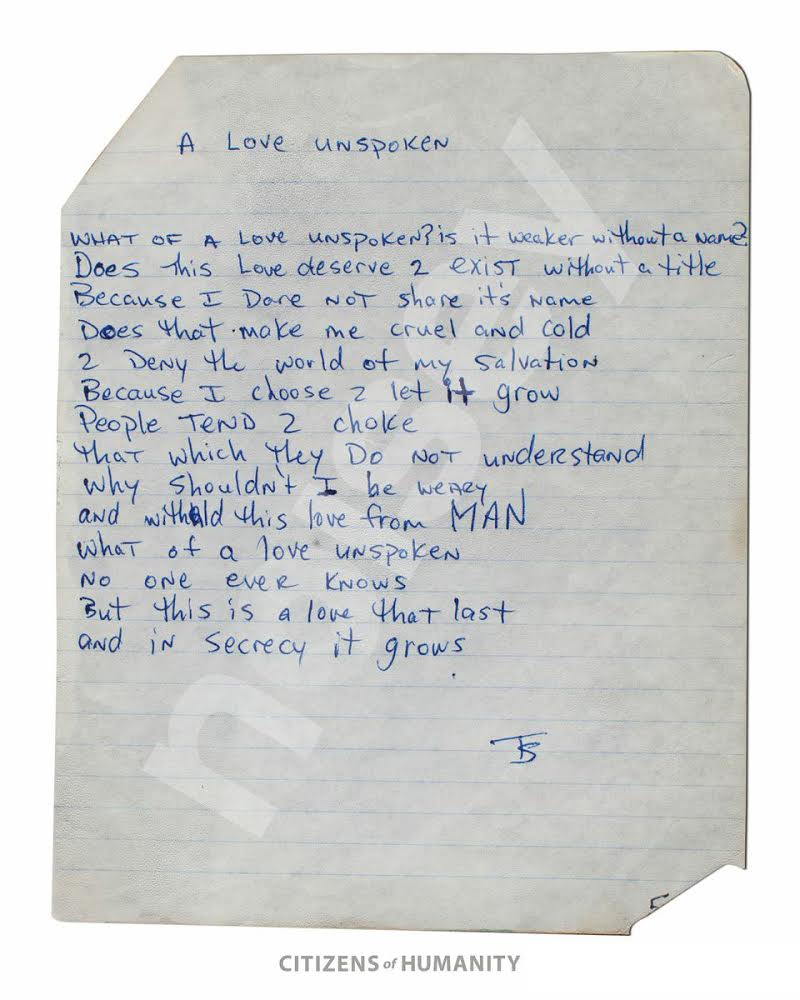 these previously unreleased handwritten poems by a year these previously unreleased handwritten poems by a 17 year old tupac shakur noisey