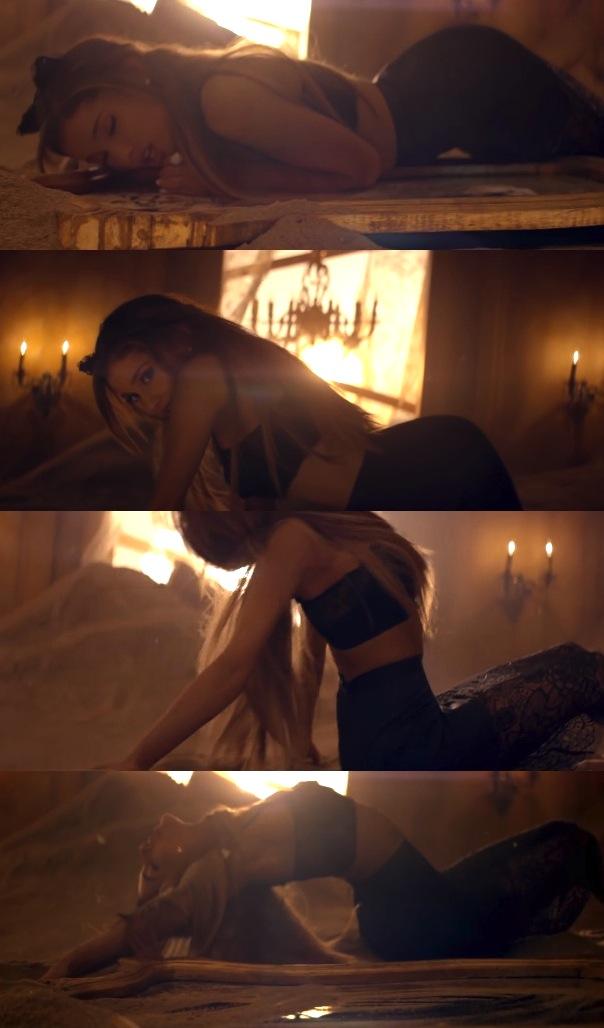 Ariana grande the weeknd
