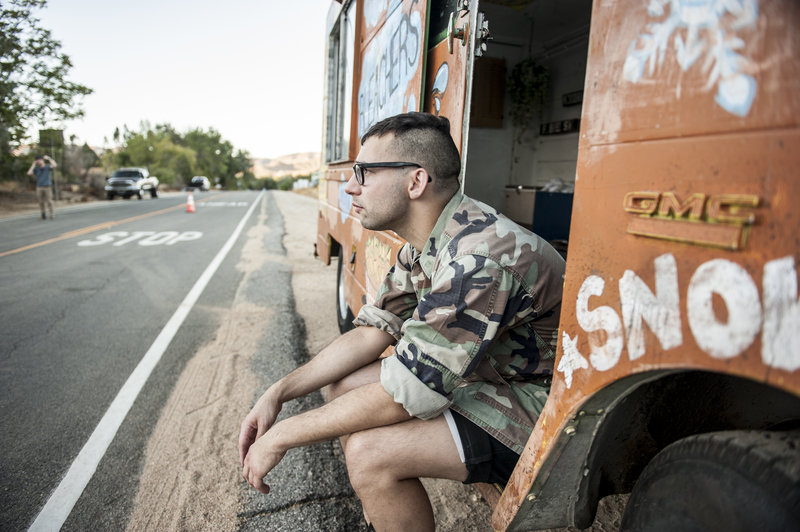 Behind the Lens: Bleachers' Jack Antonoff and director